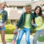 Какая сейчас модная одежда для подростков