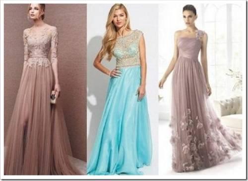 Центр образа – платье