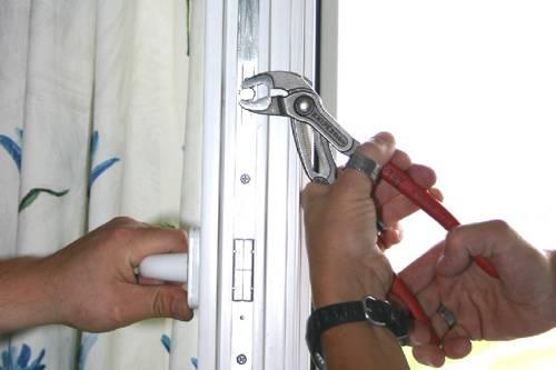 Как отрегулировать пластиковые окна на зимний режим