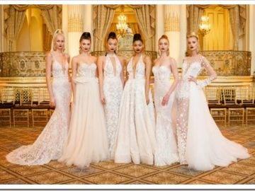Критерии высоких продаж свадебных платьев