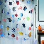 Как сделать шторку в ванной