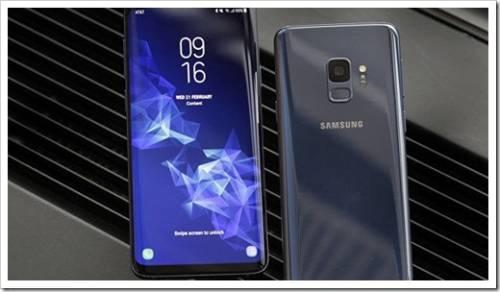 Корейские копии самсунгов S9