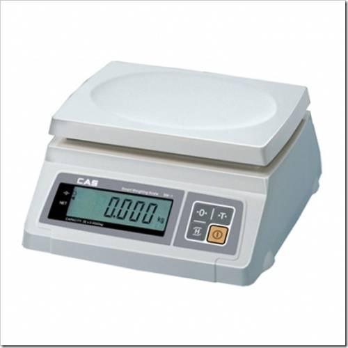 Отображаемая информация на весах