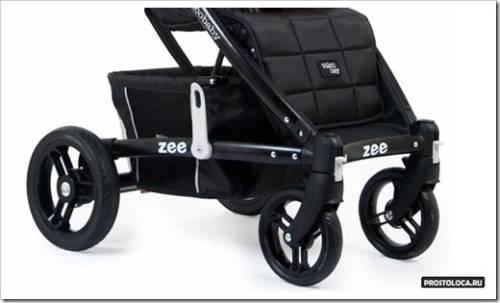 Разновидности колес в детских колясках