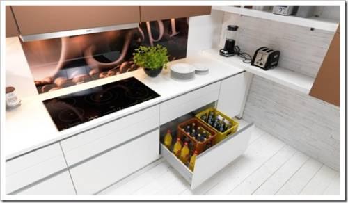 Техническая составляющая кухни