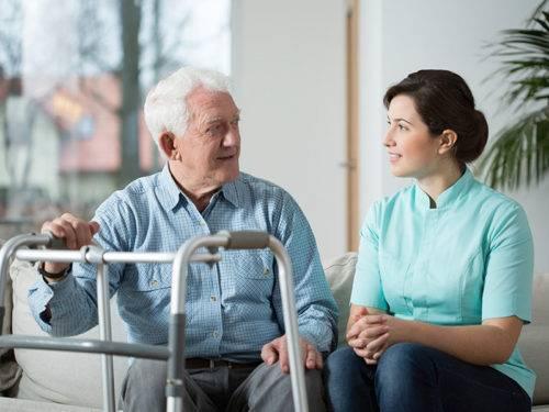 Как определить человека в дом престарелых