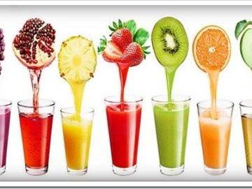Вред свежевыжатых соков