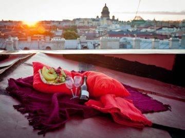 Как устроить романтическое свидание