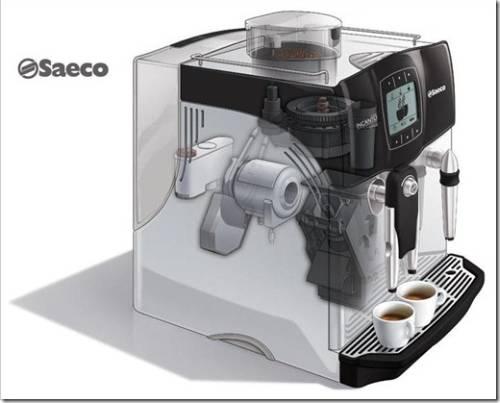 Самостоятельная разборка кофемашины