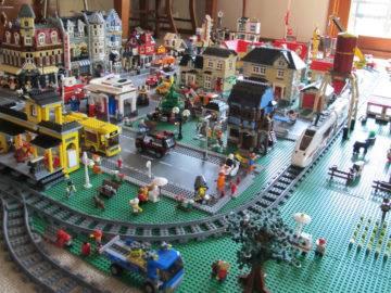 Что можно сделать из конструктора Лего
