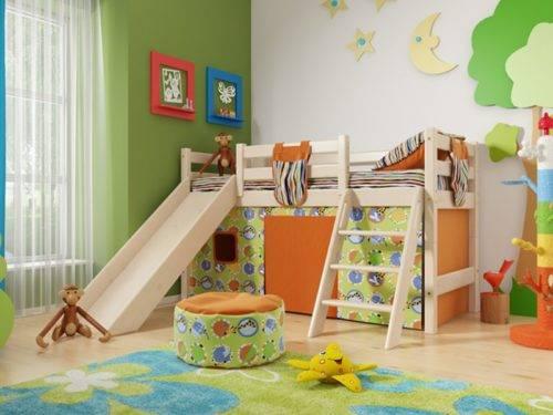 Какую кровать купить в детскую