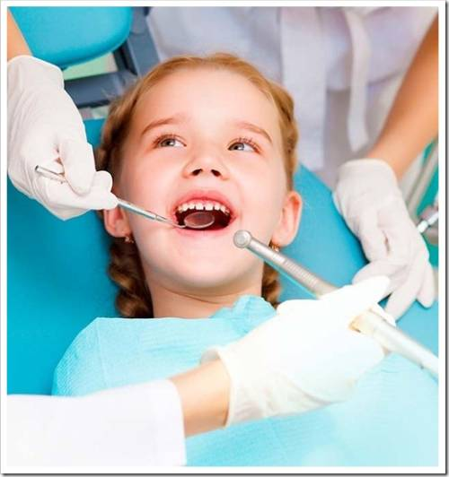 Решение проблем с молочными зубами тоже требует высоких квалификаций