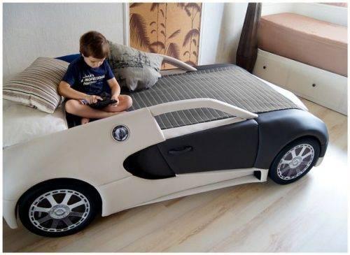 Как выбрать кровать-машину