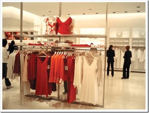 Продажи одежды через Интернет