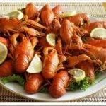 Ракообразные – деликатесы прямиком из морских глубин