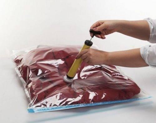 Как пользоваться вакуумными пакетами