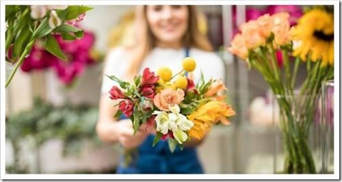 Доставка цветов через интернет
