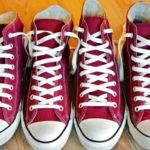 Как шнуровать кеды Converse