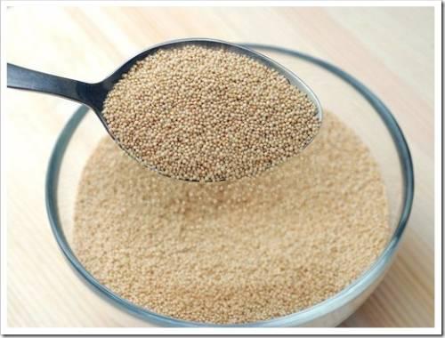 Преимущества амаранта над другими зерновыми
