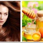 Как сделать маску с медом для волос в домашних условиях