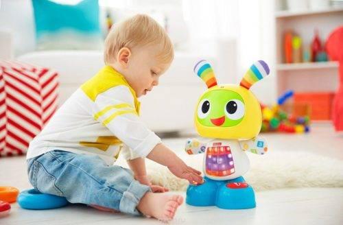 Какую игрушку купить ребенку 5 лет