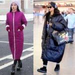 Какие женские пуховики в моде зимой 2018
