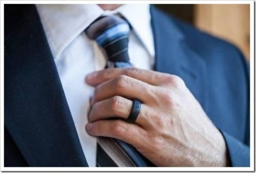 Силиконовые обручальные кольца
