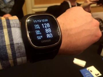 Как измеряют давление смарт-часы