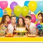 Как оформить детский праздник?