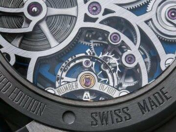 Как отличить настоящие швейцарские часы