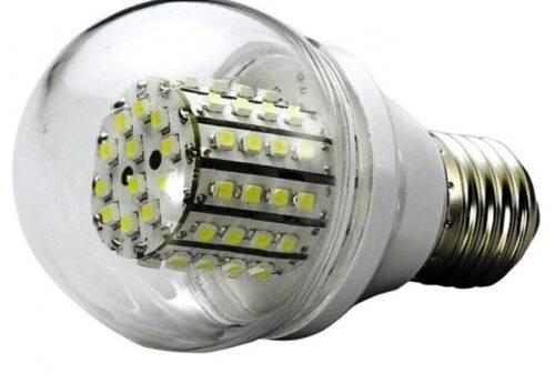 Как проверить led лампу