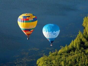 Полет на воздушном шаре - незабываемые впечатления на всю жизнь