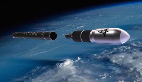 Первая украинская частная ракета от Максима Полякова