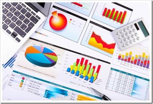 Ведение бухгалтерии благодаря программным обеспечениям