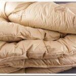 Одеяло из какого материала выбрать?