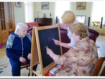 Не каждый пожилой человек может попасть в Life-House