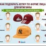 Как выбрать бейсболку мужчине