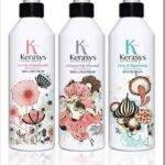 Корейские шампуни для волос kerasys — описание и виды