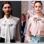 Какие блузки модны в 2019 году