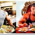 Какое питание должно быть у спортсмена