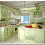 Дизайн кухни: как выбрать цвет