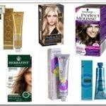 Как подбирать профессиональную краску для волос