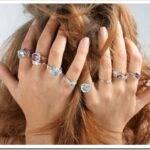 На какой руке носят серебряное кольцо