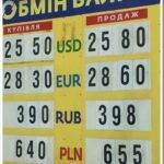Как обменять наличную валюту в Харькове.