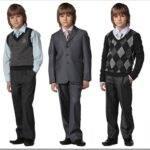 Что покупать из одежды в школу