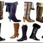 Как выбрать зимние женские сапоги