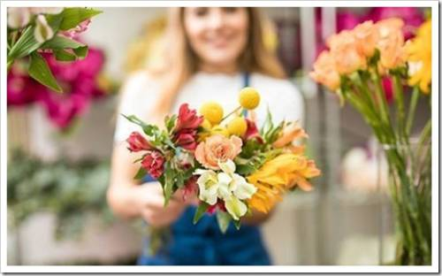 Быстрая доставка цветов