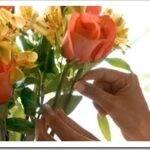 Как долго сохранить букет роз в вазе