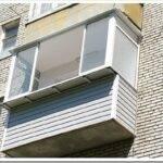 Балкон с выносом — что это и как делают