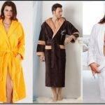 Как выбрать махровый халат